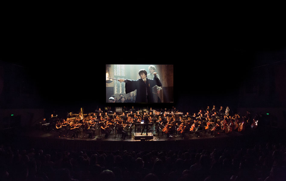 WASO's live Harry Potter is a night of pure magic