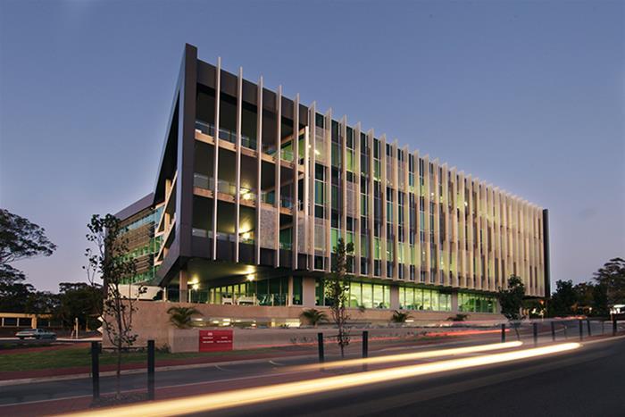City of Armadale Landmark Office by GHD Woodhead