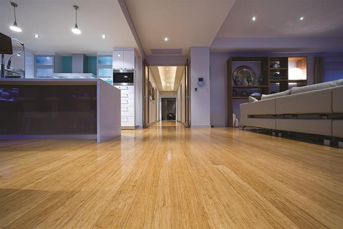 Walls & Flooring by Bamboozle