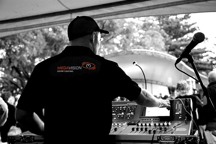 Production & Equipment Hire by Mega Vision Sound & Lighting