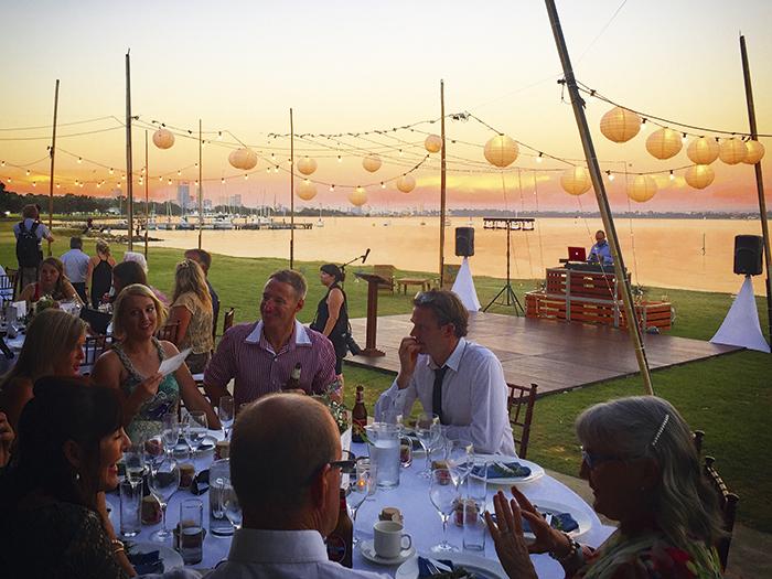 Perth Venue- Nedlands Yacht Club