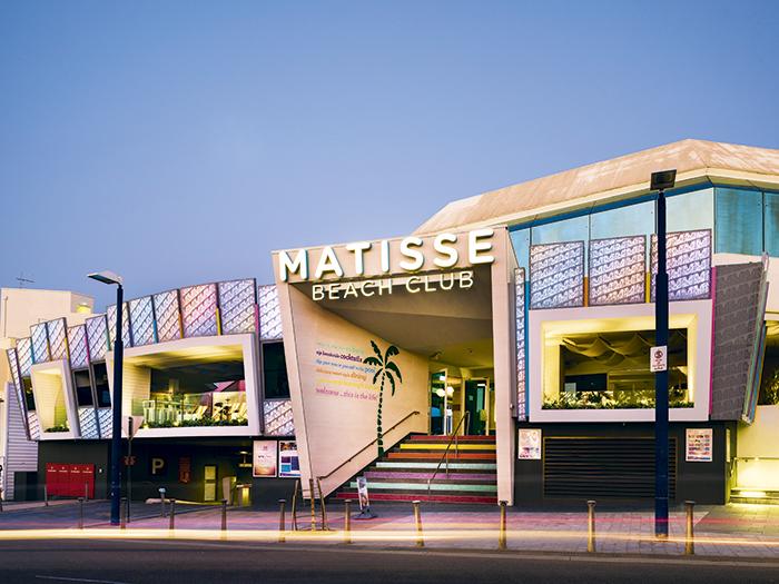 Perth Venue- Matisse Beach Club