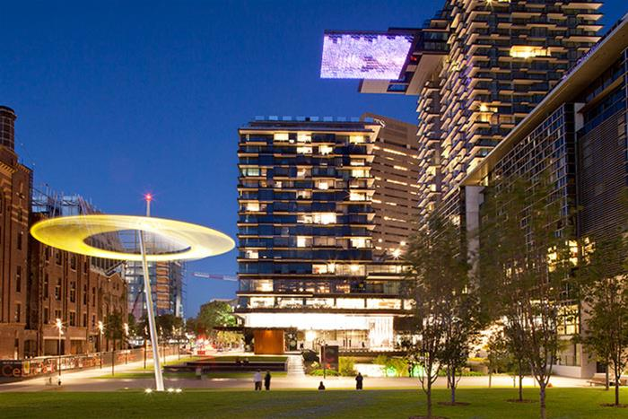 One Central Park by SATEC Australia