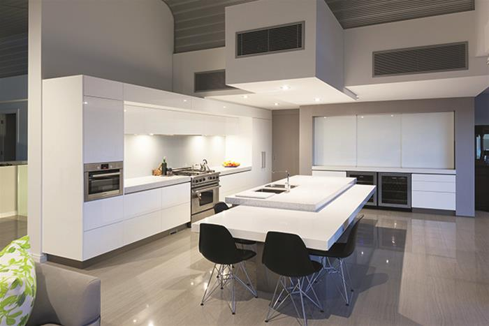 Kitchen Designs by Cabinets by Dario