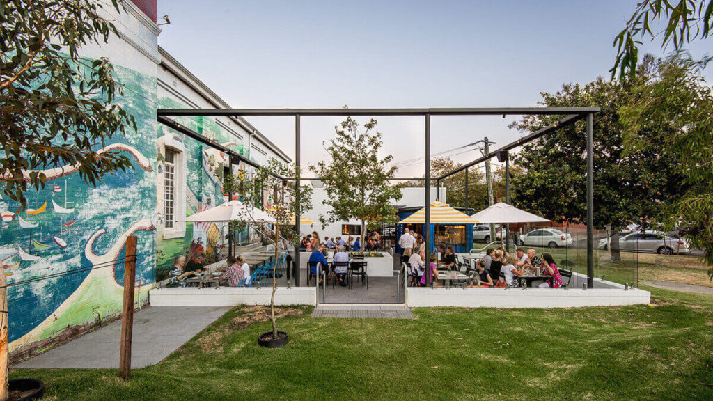 Alfresco Brunch Spots in Fremantle
