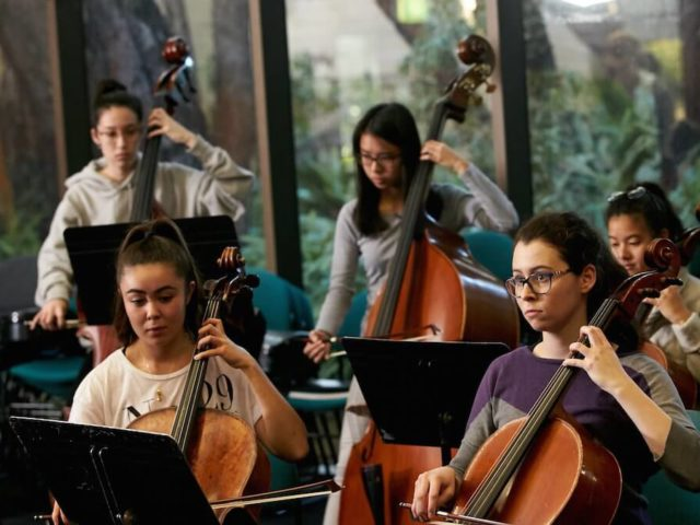 Free lunchtime concerts at the Conservatorium