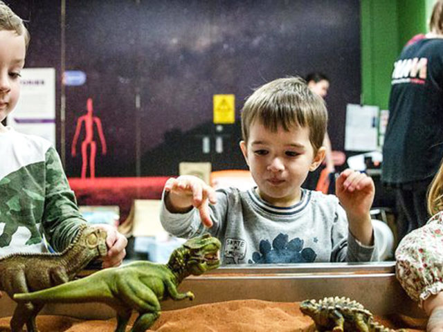 WA Museum brings school holiday fun to Perth