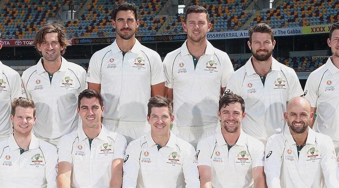 Optus Stadium hosts Perth's first Domain Night Test