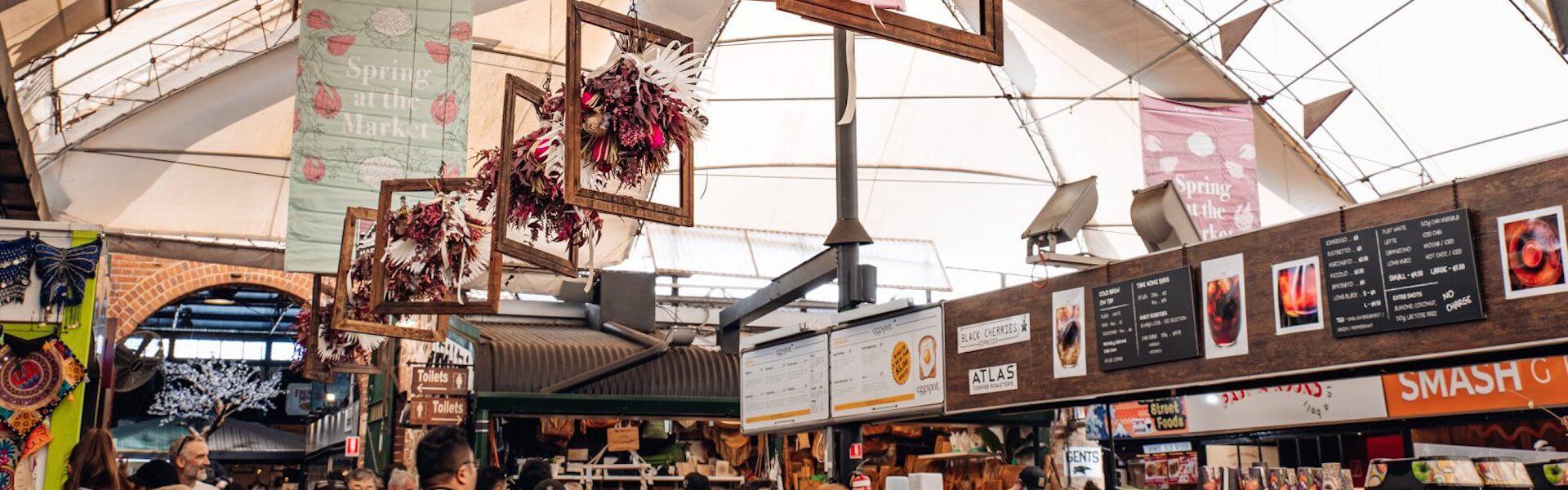 Market in Perth