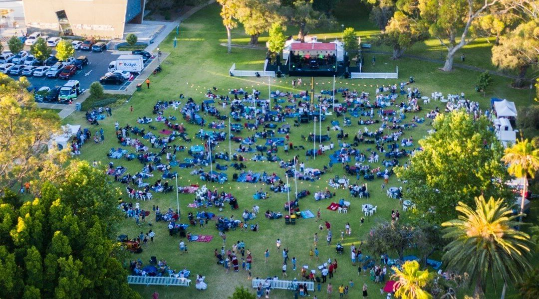 WASO returns with symphonies of love in an evening at Claremont Park