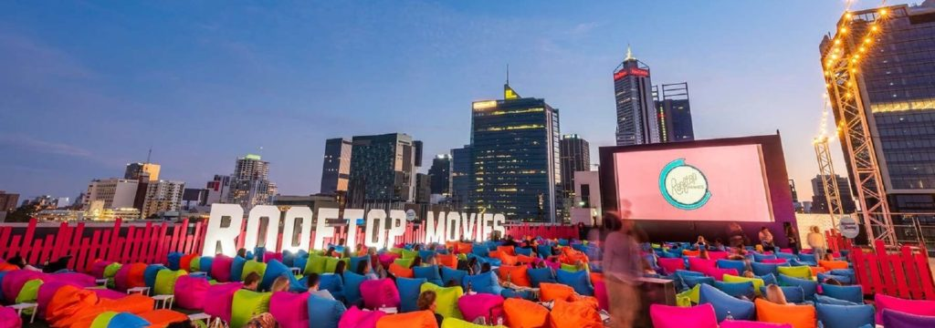 Perth's best outdoor cinemas screening films all summer