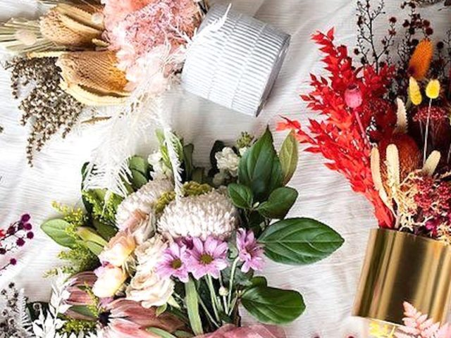 Boutique florists in Perth that offer home-delivery