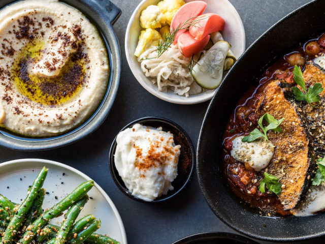 The Hummus Club re-opens for takeaway, serving up Middle Eastern feasts to go