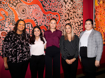 Meet the winners of Dr Tracy Westerman's Aboriginal Psychology Scholarship Program