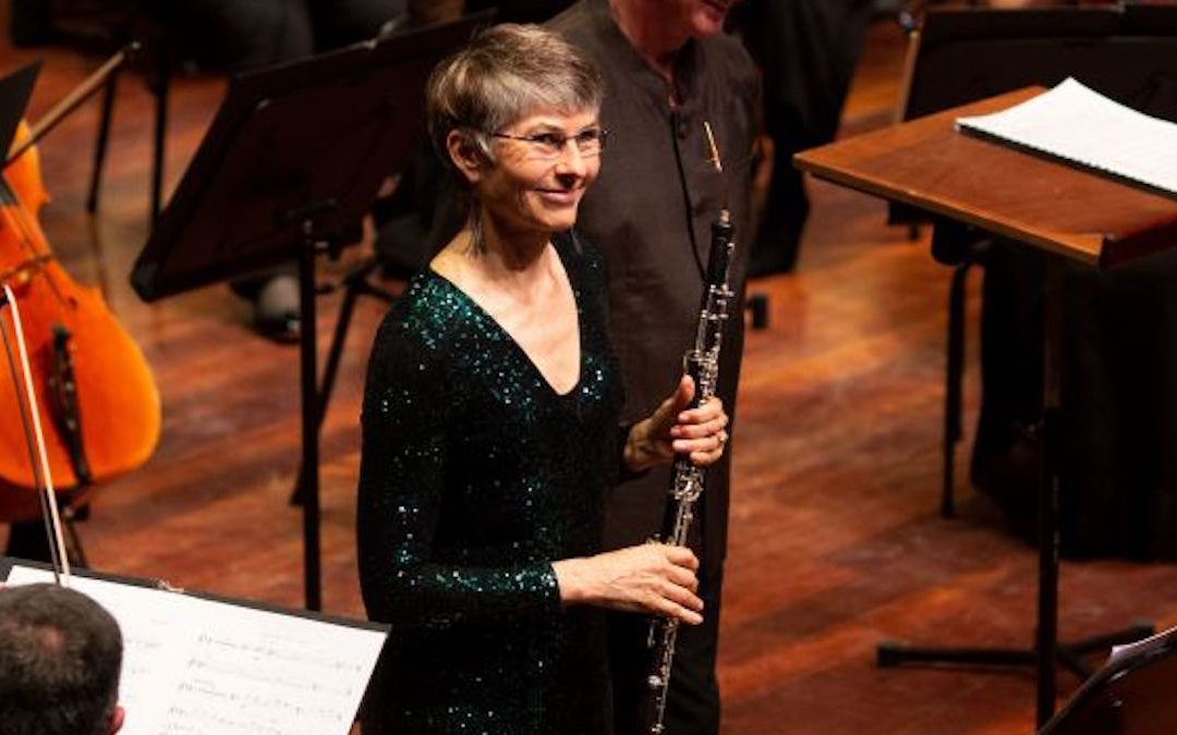 WASO's oboist on staying in musical shape even in isolation
