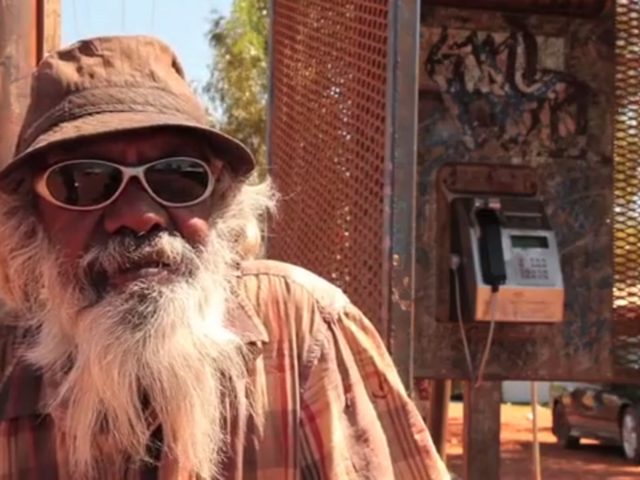 Short film by Curtis Taylor and Lily Hibberd explores community, communication and Martu culture