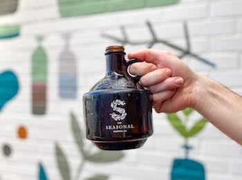 Perth breweries selling growlers of awesome locally brewed craft beer to go
