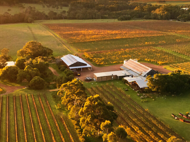 Biodynamic Margaret River winery named Australia's top winery in 2020
