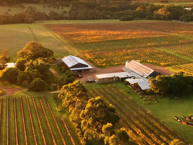 Biodynamic Margaret River winery named Australia's top winery in 2020
