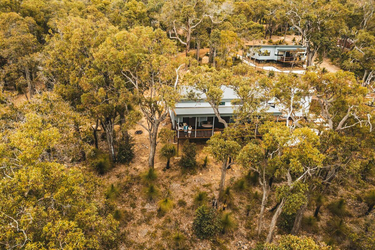Luxury accommodation in Yallingup