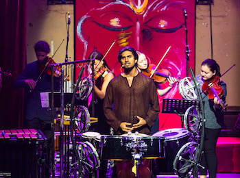 Fully Sikh's Pavan Kumar Hari leads WAAPA live-stream performance at The Rechabite