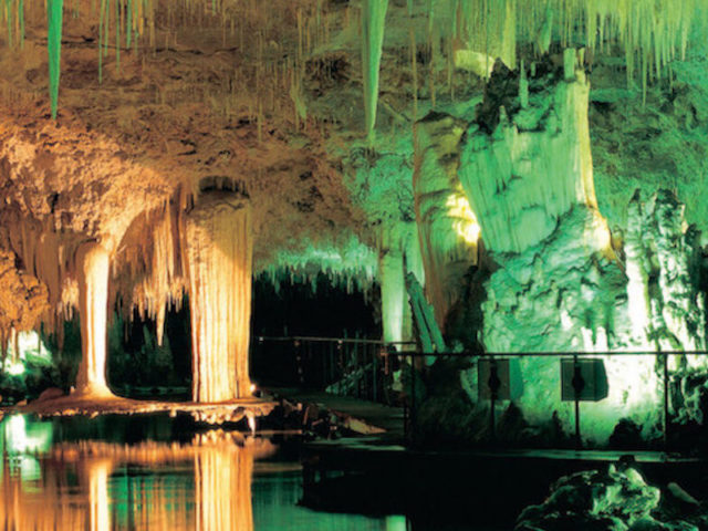 From Jewel to Mammoth Cave, winter is the perfect time to experience the underground world of Margaret River