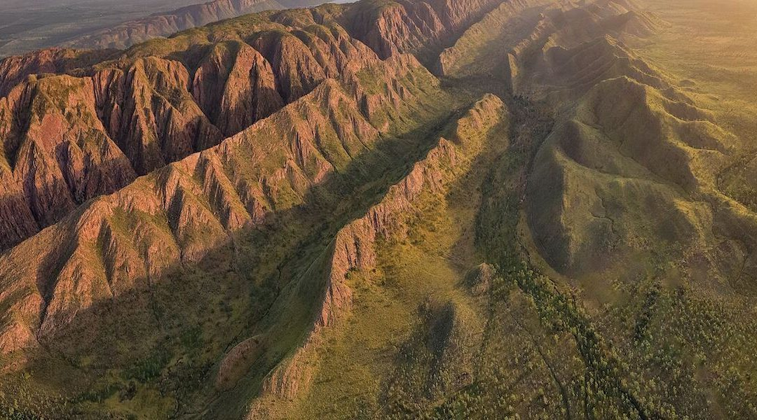 Ben Broady shares his most incredible shots of Jurassic landscapes from East Kimberley