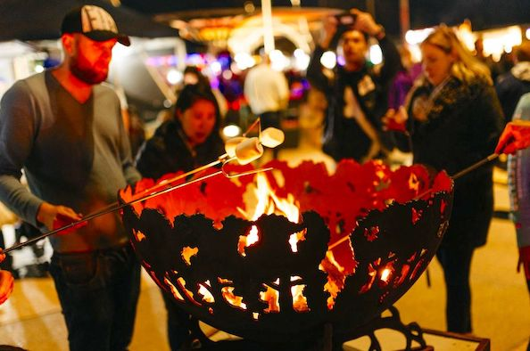 Scarborough Winter Markets back every Saturday, with up to 40 stalls and marshmallow toasting