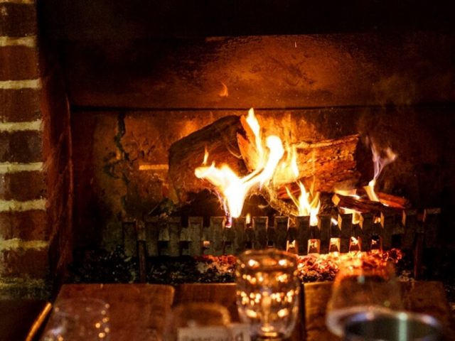 Perth restaurants with open fireplaces and heritage charm for a family dinner in winter
