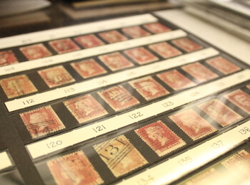 Walk back in time and explore Perth's two remaining stamp shops in Subiaco and London Court