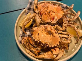 WA's newest seafood delicacy, the delicious WA Sand Crab, to be served in Perth for the first time ever