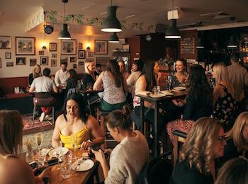Check out Bark Subiaco, the smallest and cosiest bar in Subi, perfect for chilled winter drinks and boardgames