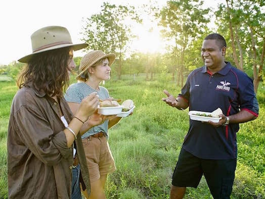 Aboriginal bush-tucker spring walking tours: from Broome to Margaret River