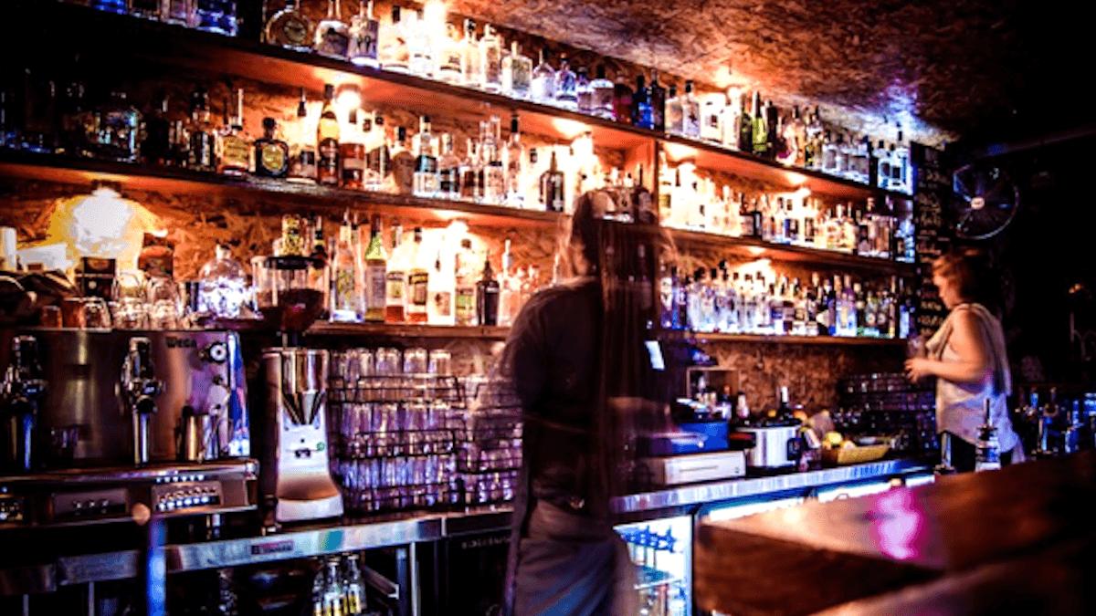 frisk gin bar