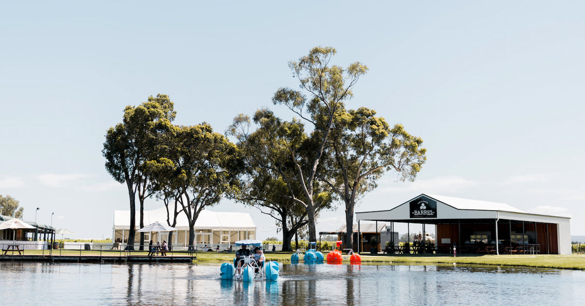 Swan Valley winery with kid activities