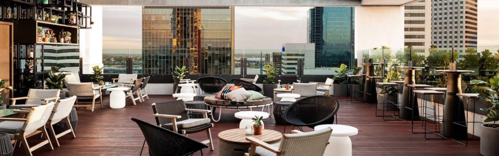 Perth's top rooftop bars offering stunning city views