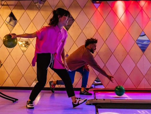 Top bowling alleys across Perth