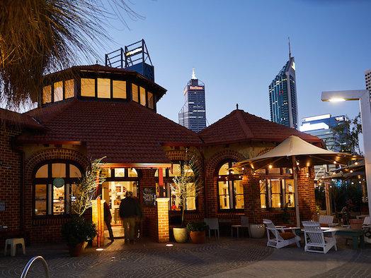 Where to find a late night caffeine fix in the Perth CBD