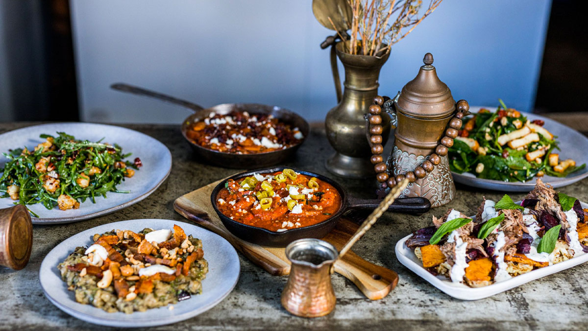Greek food in Perth