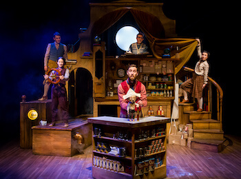 Award-winning show Bambert's Book of Lost Stories returns home to Perth