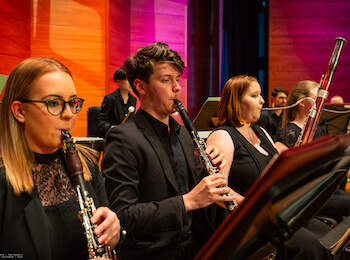 Get spooky with WAAPA this Halloween as the orchestra take to the concert hall for Spooktacular!