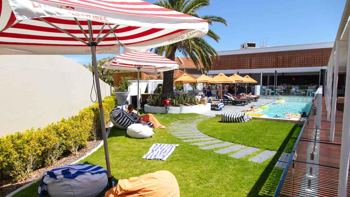 Cabana Poolside Bar & BBQ