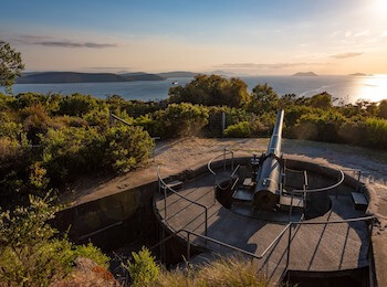 Must-see military museums in regional Western Australia