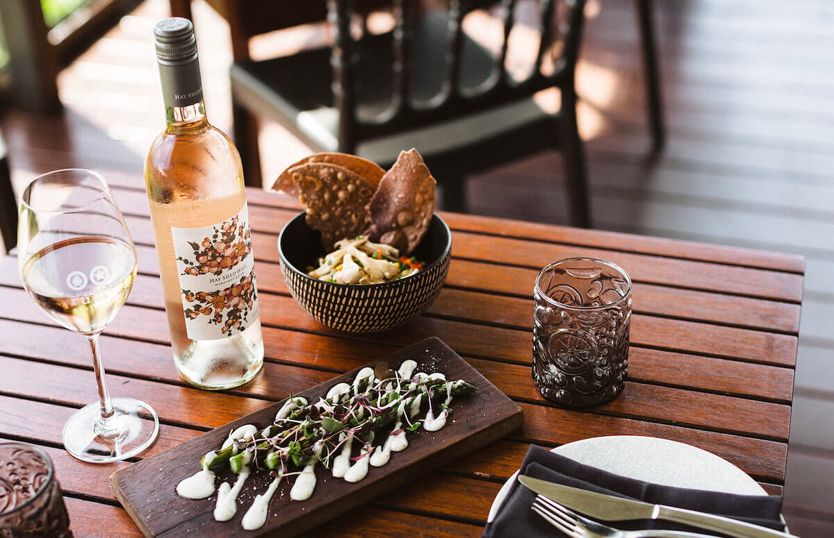 Rustico restaurant at Hay Shed Hill winery