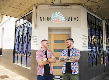 80s Miami Vice themed bar, Neon Palms opens its doors in Northbridge