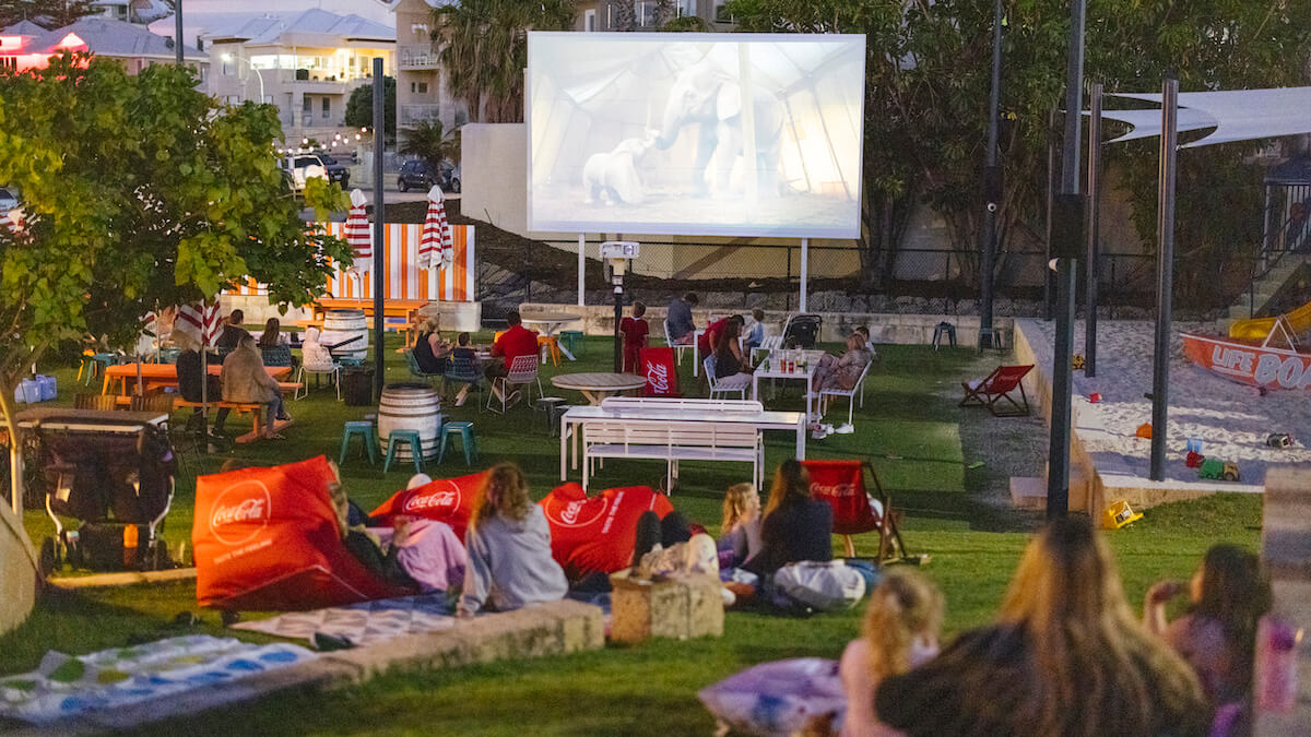 The Marina Outdoor Cinema