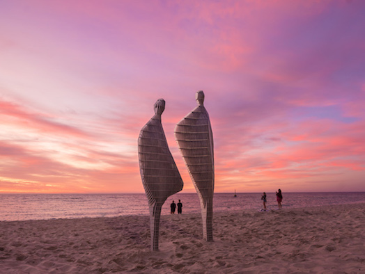Cottesloe Sculpture by the Sea returns for its 17th year in March 2021