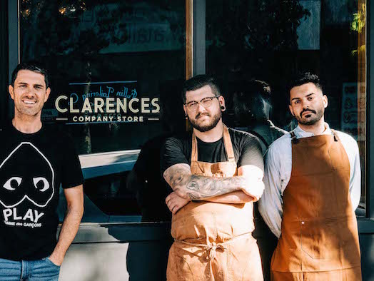 Beaufort Street institution reopens as Clarences Company Store