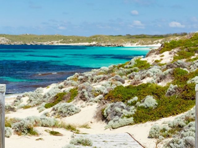 World Surf League announces exciting surf competition on Rottnest Island