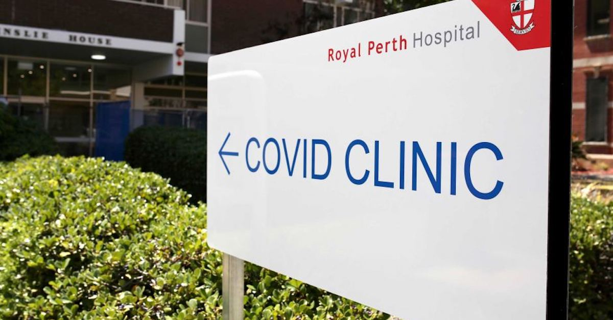 COVID-19 Testing Clinic in Perth